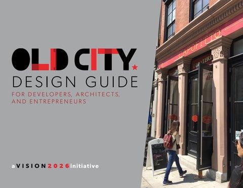 Old City Design Guide