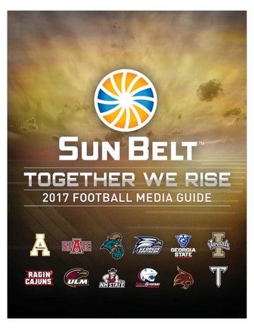 Mcelwain By 2017 Belt Guide Sun Football John Media Issuu 35ARc4Ljq