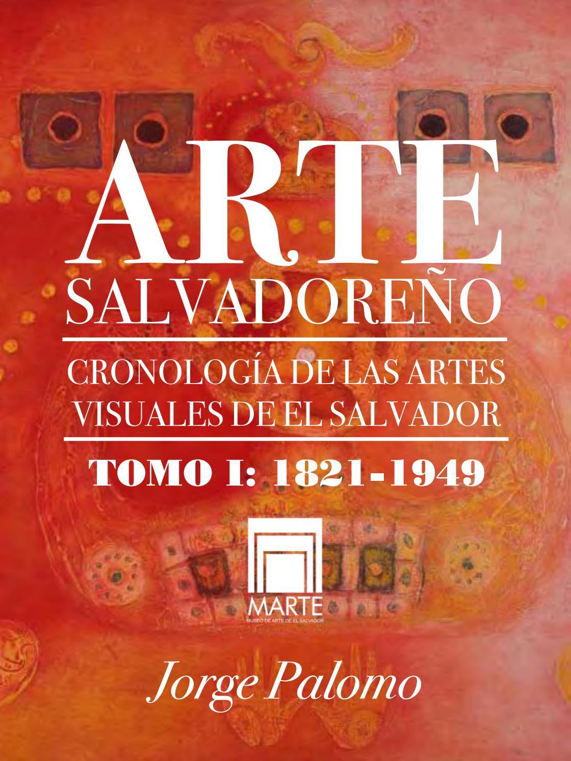 Jorge palomo artes visuales tomo 1 by MARTE Museo de Arte de El ...
