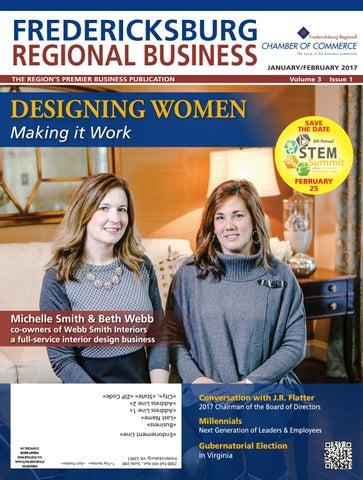 e64ad74470f FXBG Regional Chamber Business Magazine by Fredericksburg Chamber of ...