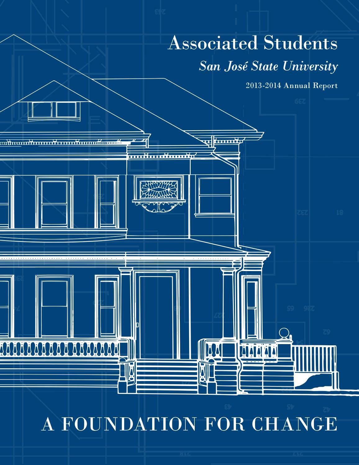 Associated Students of SJSU Annual Report 2013 2014 by Associated ...