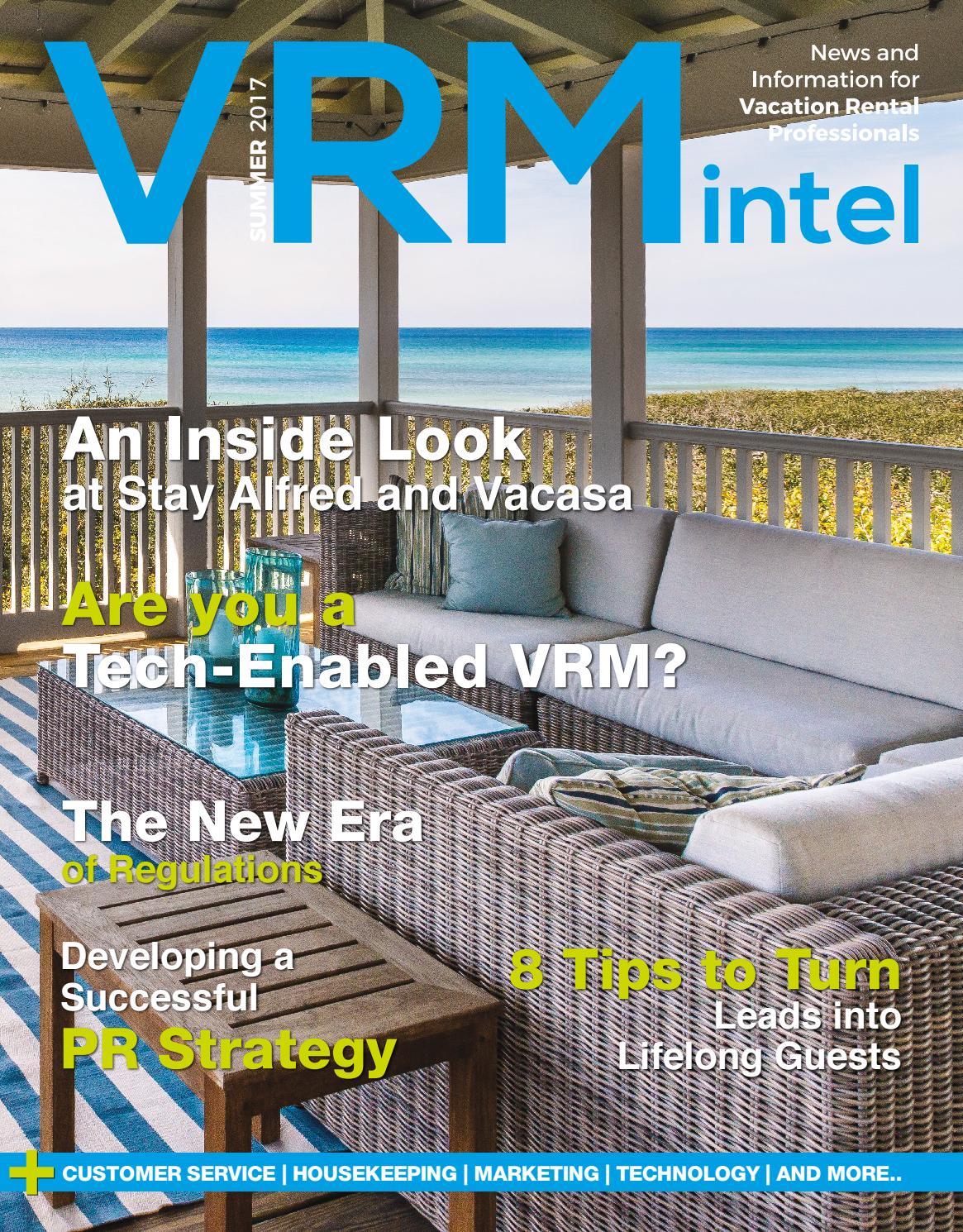 VRM Intel Magazine Summer 2017 Issue 8 by Amy Hinote - issuu