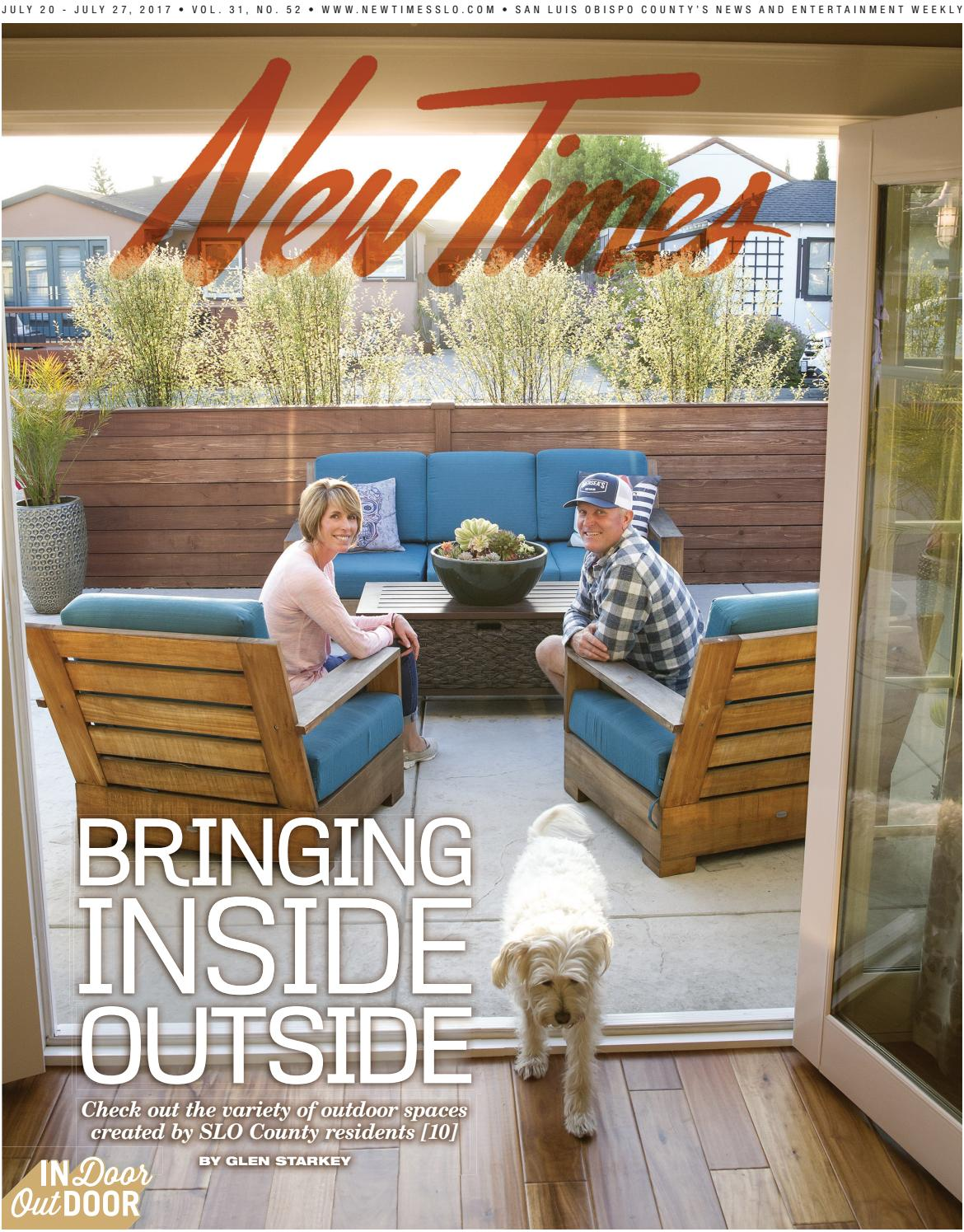 New Times July 20 2017 By San Luis Obispo Issuu No Disassemble Visitation Rights Hijinks Ensue