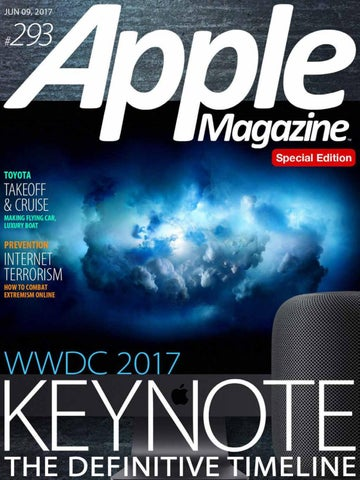 Apple Magazine june 9, 2017 by miguel rabi issuu