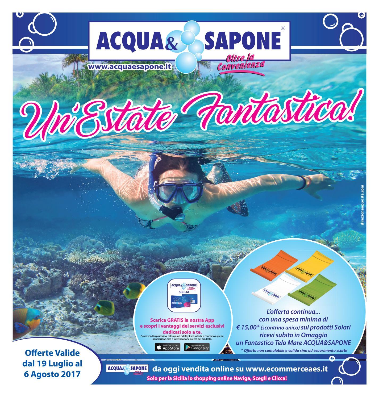 volantino acqua sapone by acqua sapone sicilia issuu ForVolantino Acqua E Sapone Sicilia
