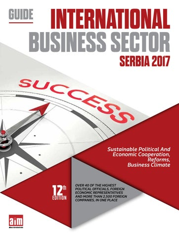 22c98f2d0fb International Business Sector 2017 by CorD Magazine - issuu