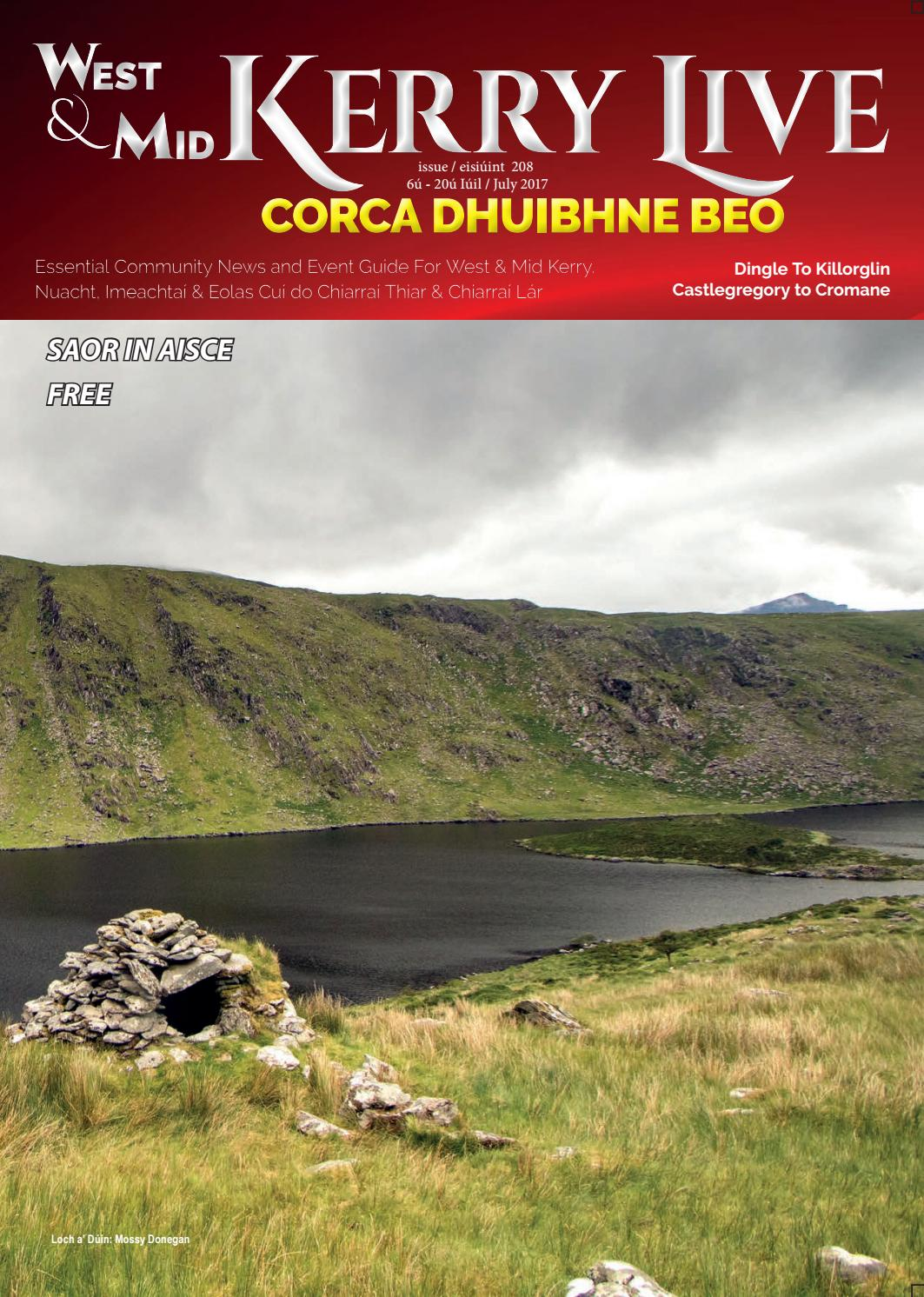 West Mid Kerry Live Issue 208 By Issuu Blue Sea Systems Ac Aseries Circuit Breaker Lockout Slide