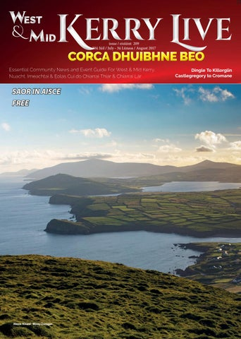 West   Mid kerry Live Issue 209 by West   Mid Kerry Live - issuu 63ab9f680