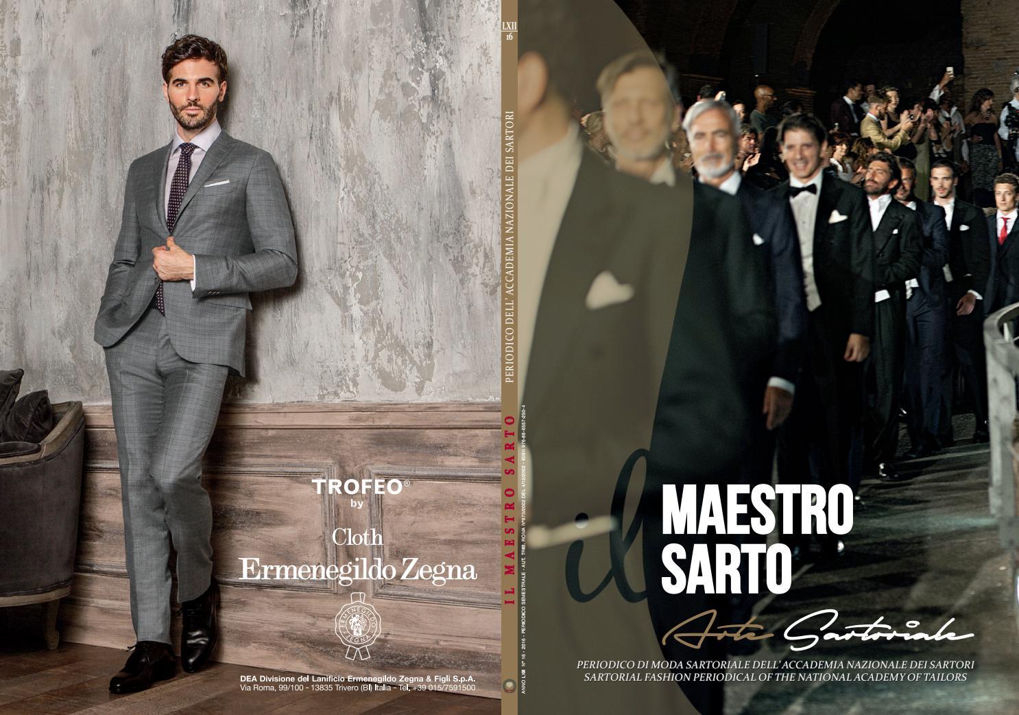 8b2e1f18059a7 Pubblicazione Anno 2016 by Accademia Nazionale dei Sartori - issuu