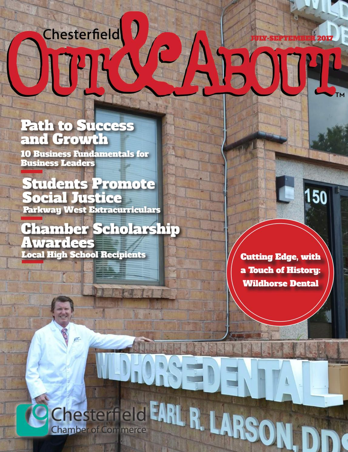 Out about magazine for q3 2017 by chesterfield mo chamber of commerce issuu