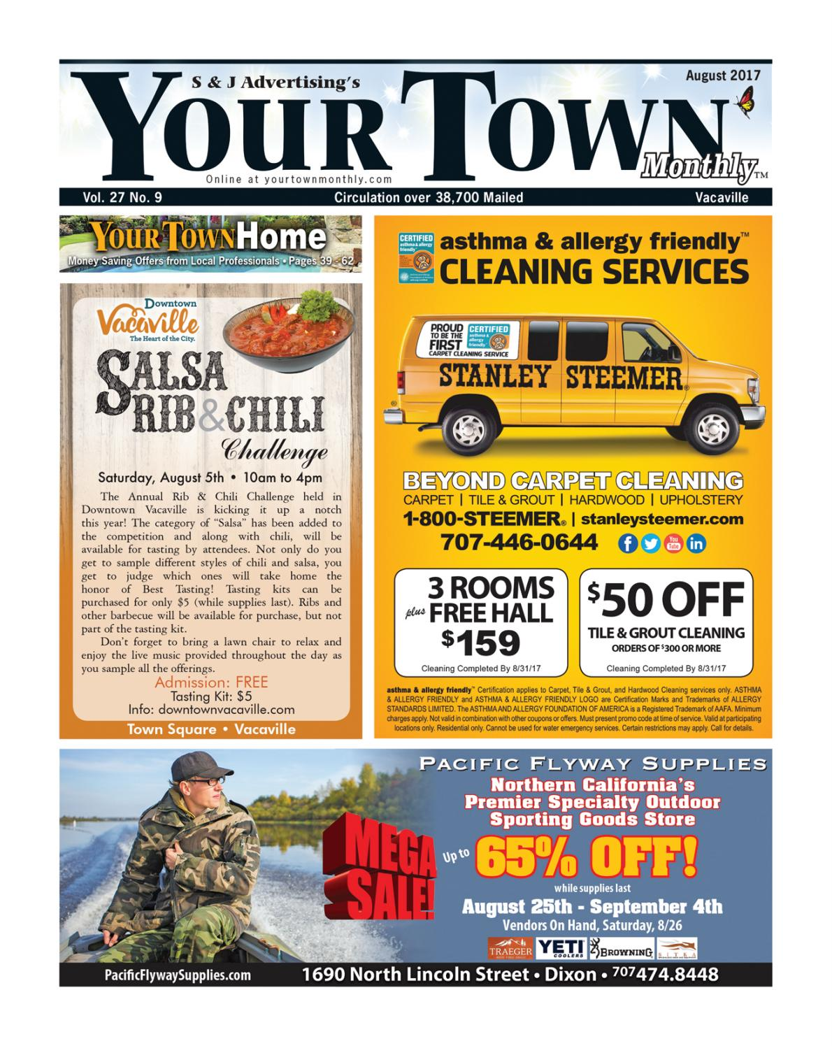Your Town Monthly: Vacaville August 2017 by Your Town Monthly - issuu