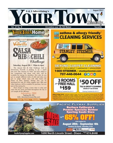 Your Town Monthly Vacaville August 2017 by Your Town Monthly issuu