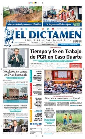 El Dictamen 21 de Julio 2017 by El Dictamen - issuu 8d51860280bed