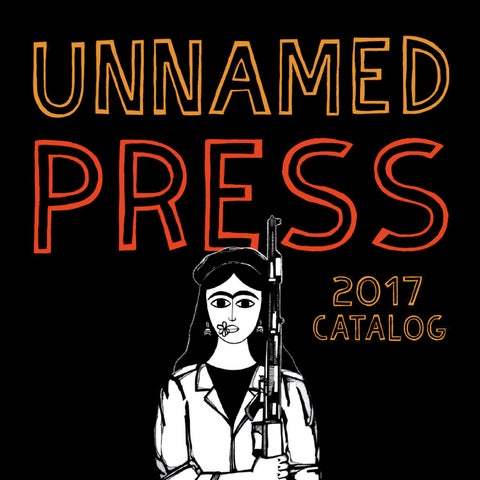 Unnamed Press 2017 Catalog by Cheiser66 - issuu