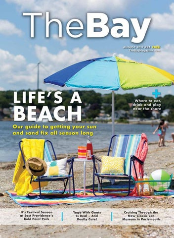 Awesome The Bay August 2017 By Providence Media Issuu Wiring Cloud Oideiuggs Outletorg