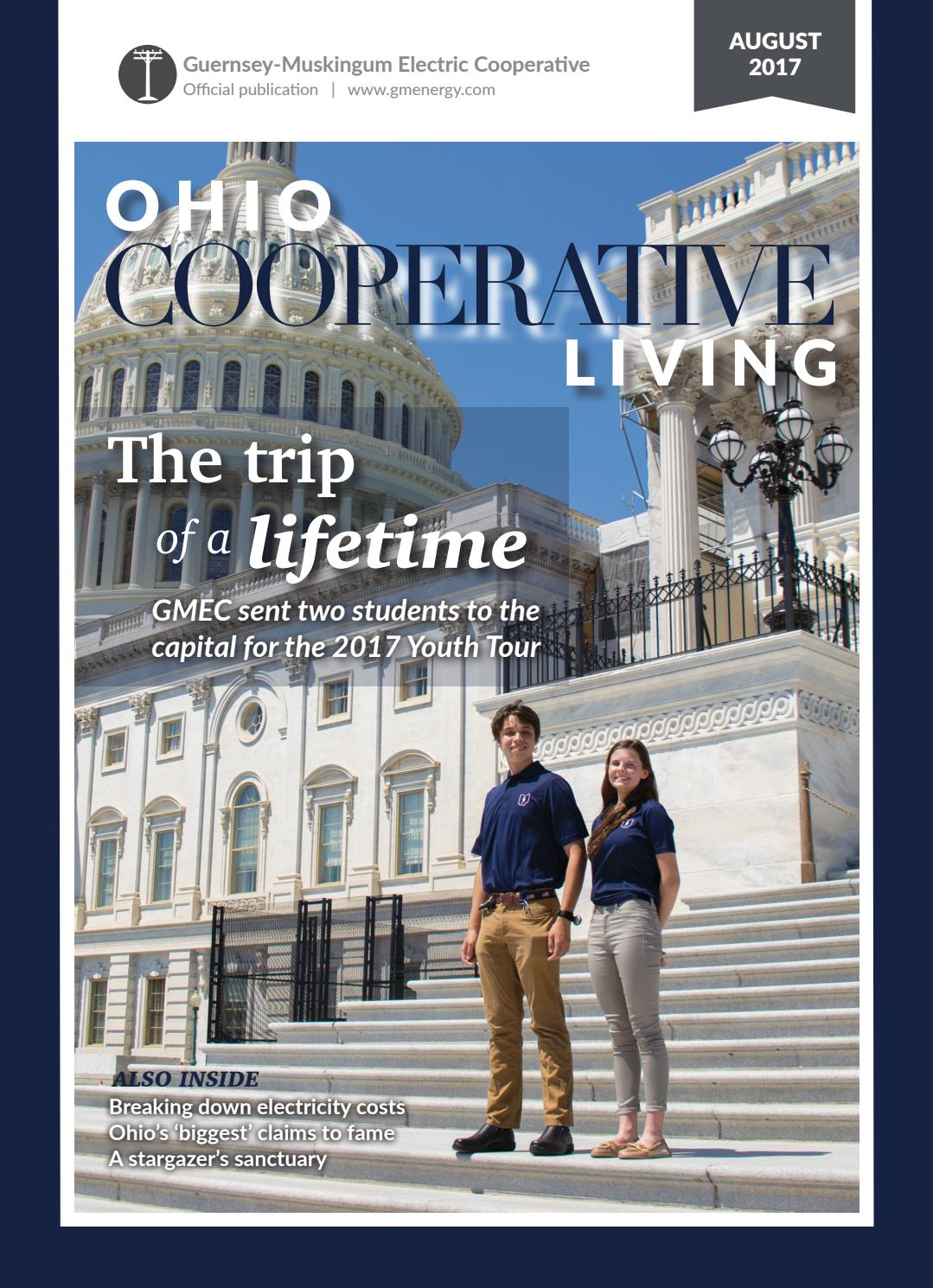 Ohio Cooperative Living August 2017 Guernsey Muskingum By