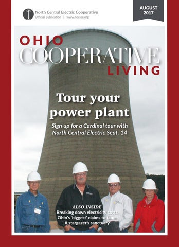 Ohio cooperative living august 2017 north central by Ohio