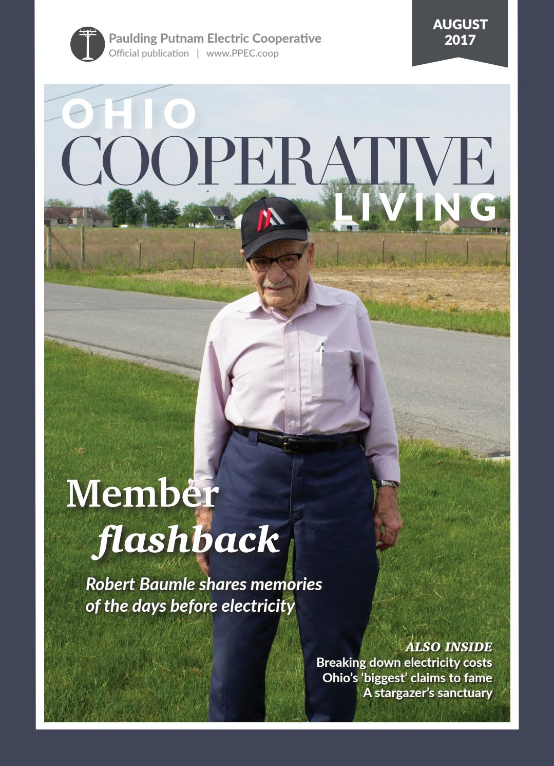 The harold j becker company the moisture protection contractors you - Ohio Cooperative Living August 2017 Paulding Putnam By Ohio Cooperative Living Issuu