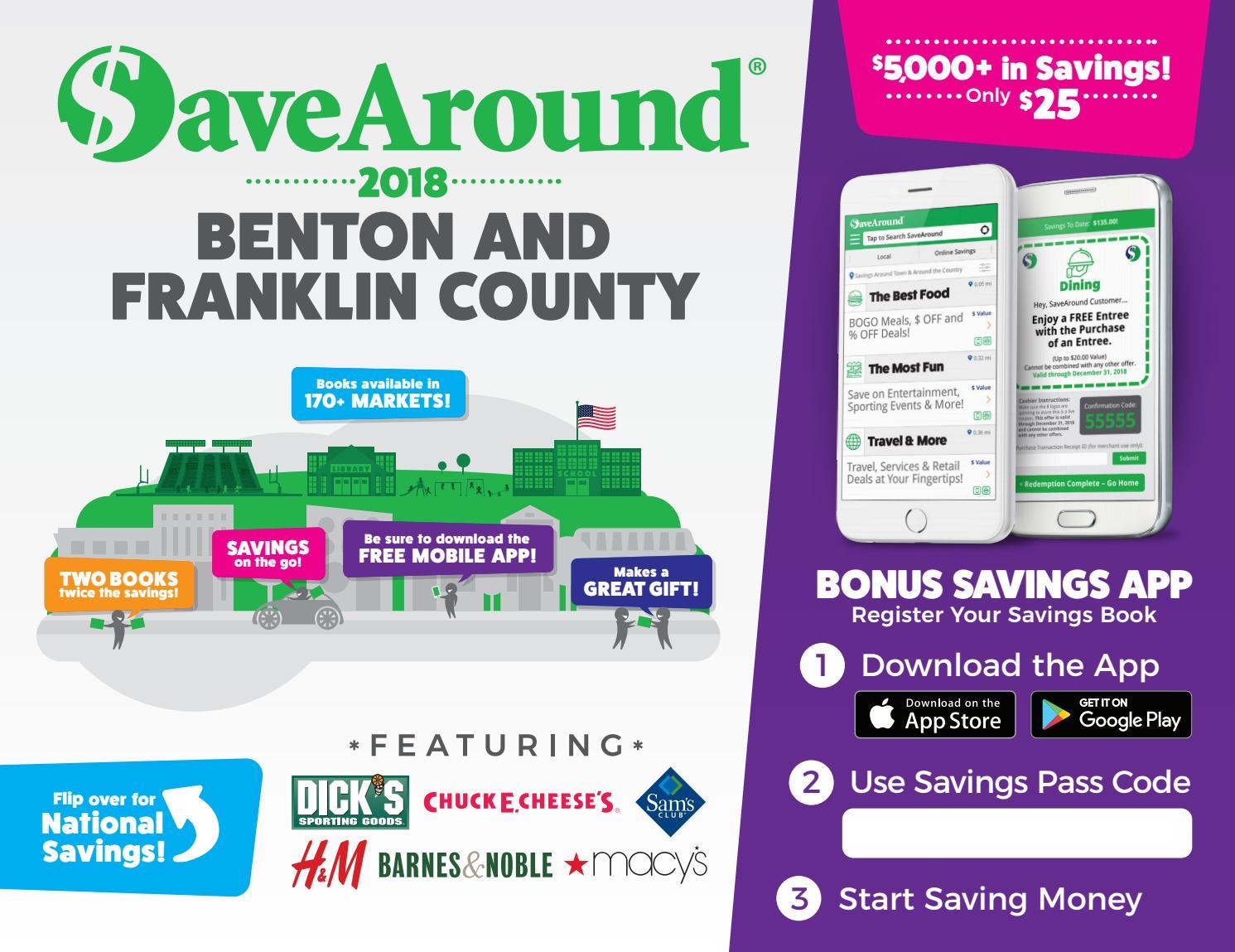 cc566665efd Benton & Franklin County, WA by SaveAround - issuu