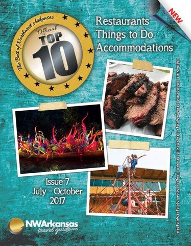 Northwest Arkansas Travel Guide - Best of NWA Top 10 Lists