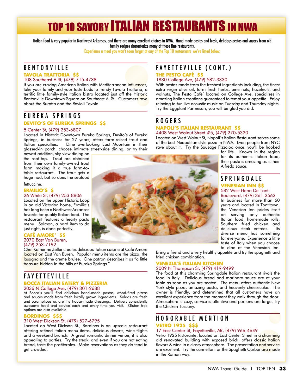 Best of Northwest Arkansas - Issue 7 July - Sept 2017 by Best of ...