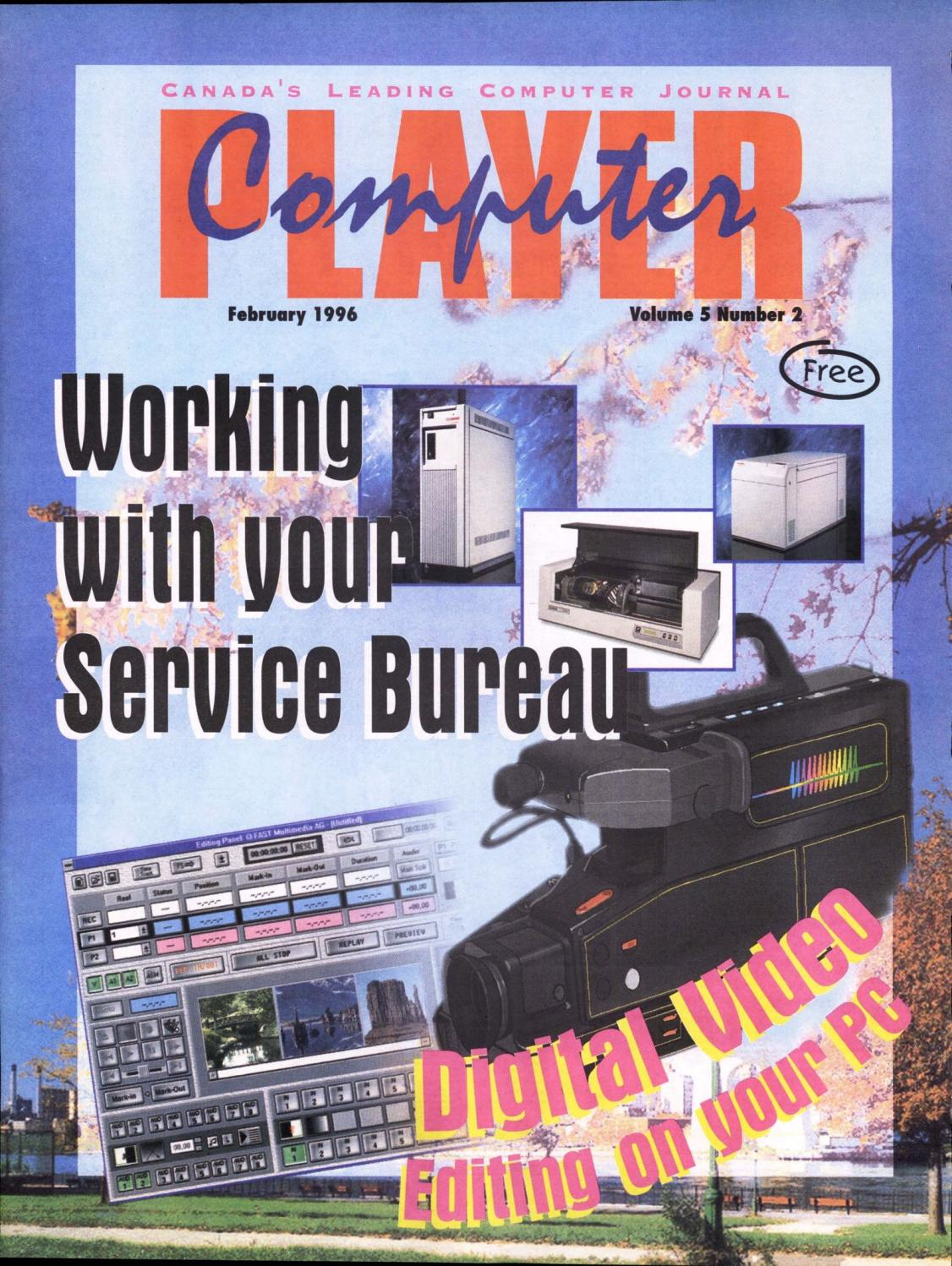 1996 05 02 computer player bc ocr by The Computer Paper - issuu
