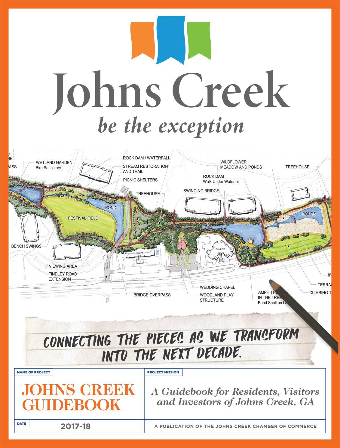 2017 Johns Creek Guidebook by PubMan, Inc  - issuu