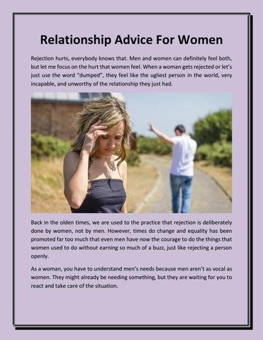 Fat dating advice