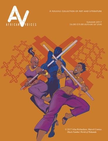 Summer Digital Issue 2017 by African Voices Magazine - issuu