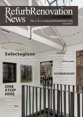 Refurb Renovation News Issue 26 by News 4U Publishing issuu