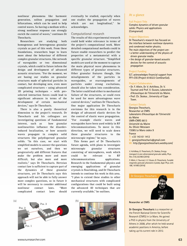 Eur13 digital magazine by Blazon Publishing and Media Ltd