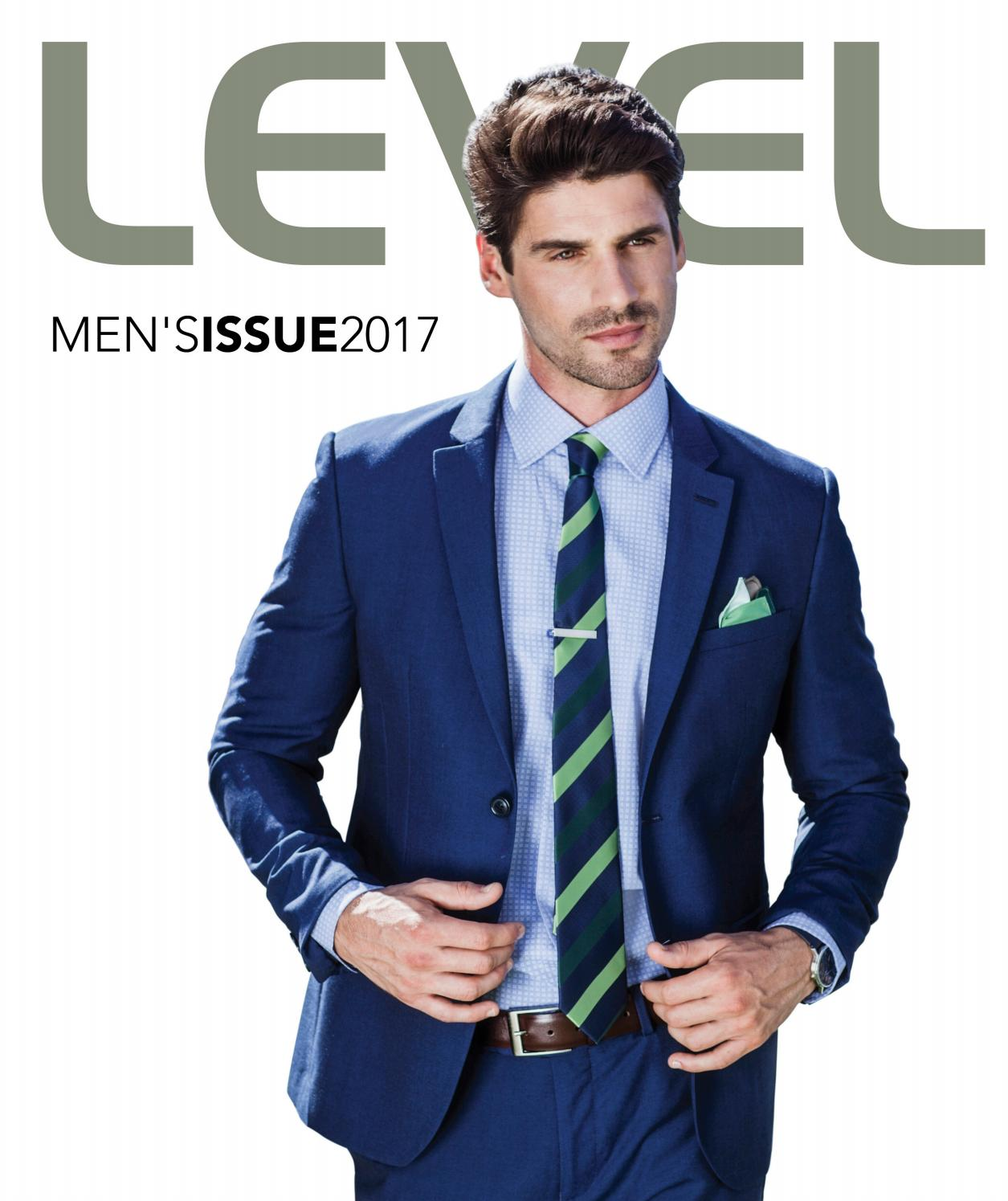 ed76afb64 57 Mens Issue 2017 by Revista Level - issuu