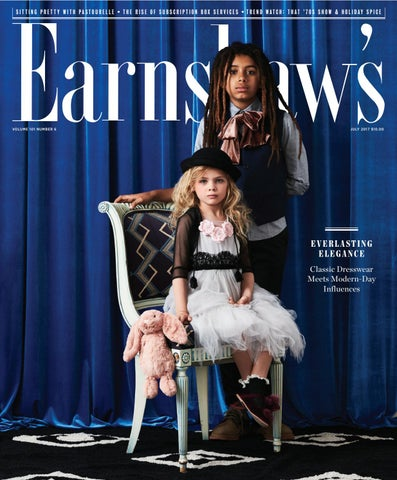 Earnshaw's | July 2017