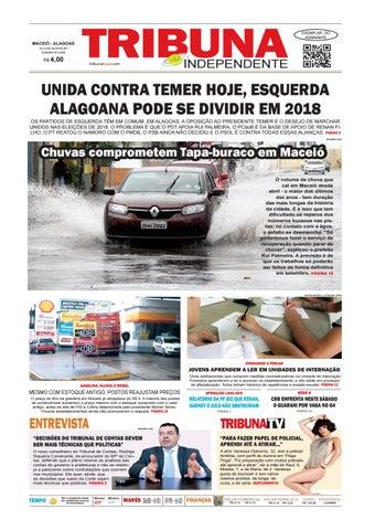 f5c54043ff Edição número 2945 - 22 e 23 de julho de 2017 by Tribuna Hoje - issuu