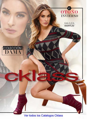0d9c007d Calzado cklass dama otoño invierno 2017 by catalogos de mexico - issuu