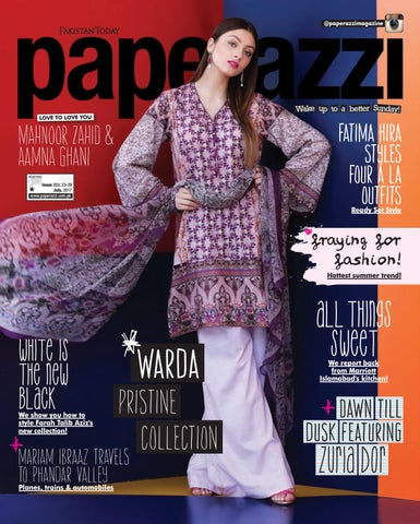 b45c502102 Pakistan Today Paperazzi Issue 203 July 23rd, 2017 by Pakistan Today ...
