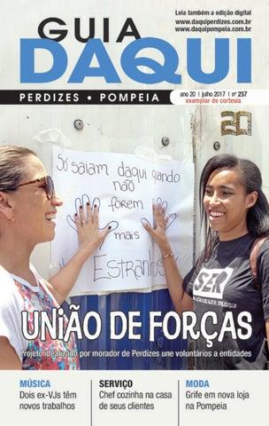 b15575912 Daqui Perdizes - Edição 237 - Julho de 2017 by Página Editora e ...