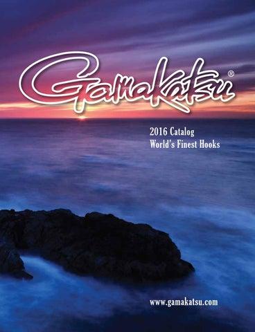 Gamakatsu Big River Bait RED Hooks Steelhead Value Pack 225312-25 25 pk size 2//0
