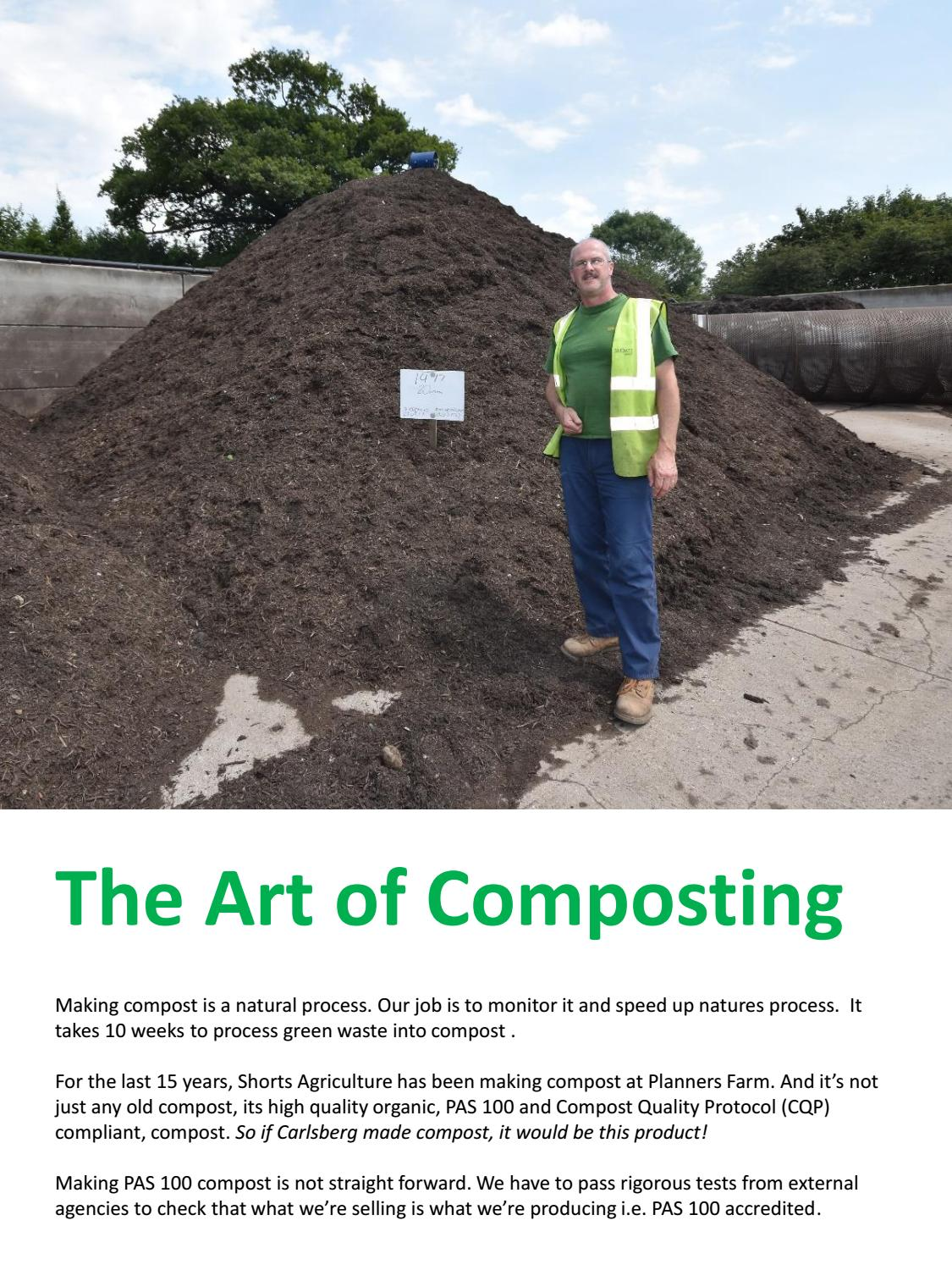 The Art of Composting by Shorts Group - issuu