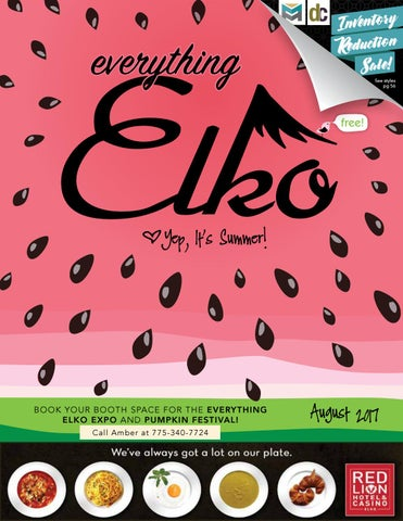 Everything elko august 2017 by everything elko issuu page 1 fandeluxe Image collections