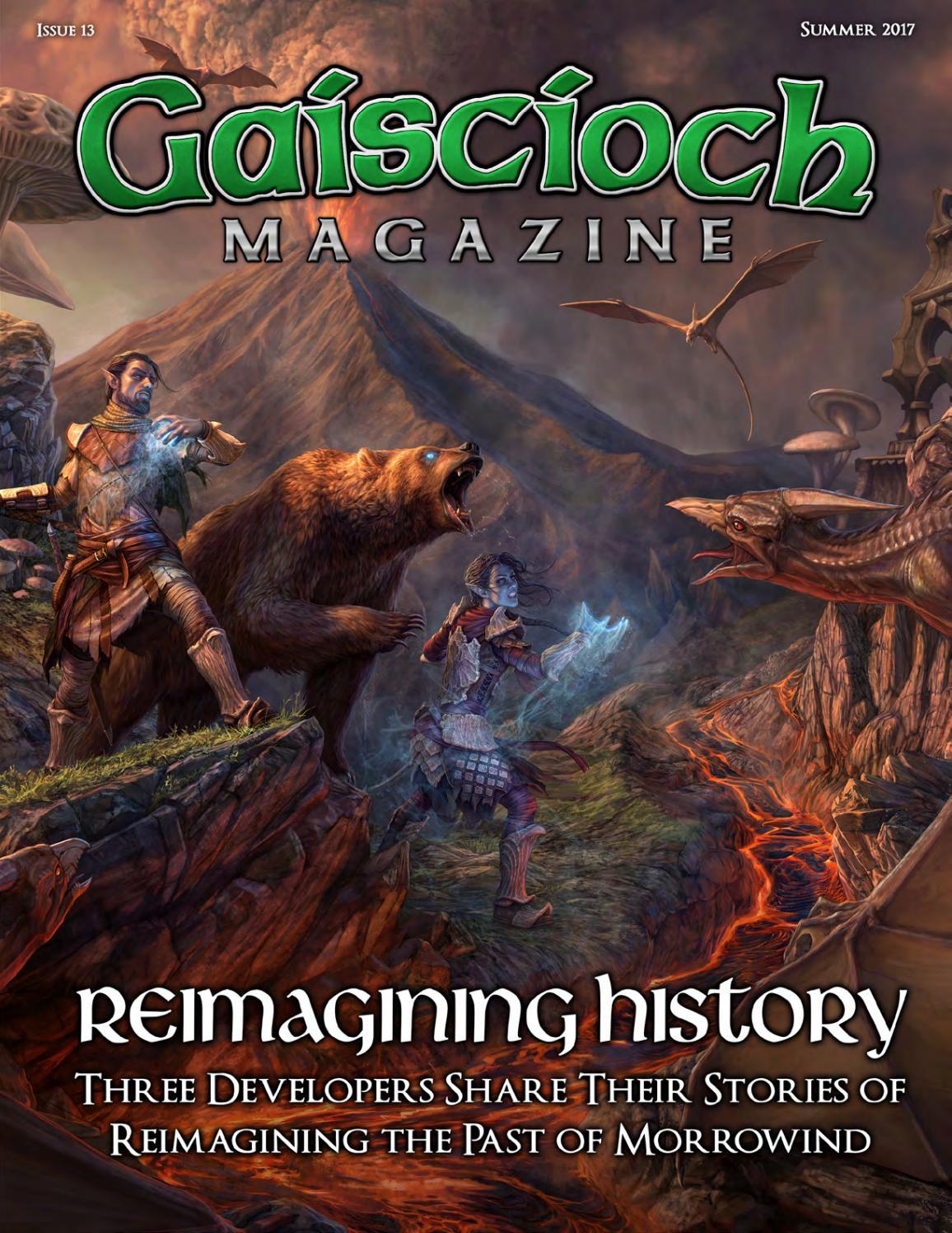 Gaiscioch Magazine - Issue 13 by Gaiscioch Magazine - issuu