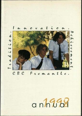 CBC Fremantle Annual 1998 by CBC Fremantle - issuu