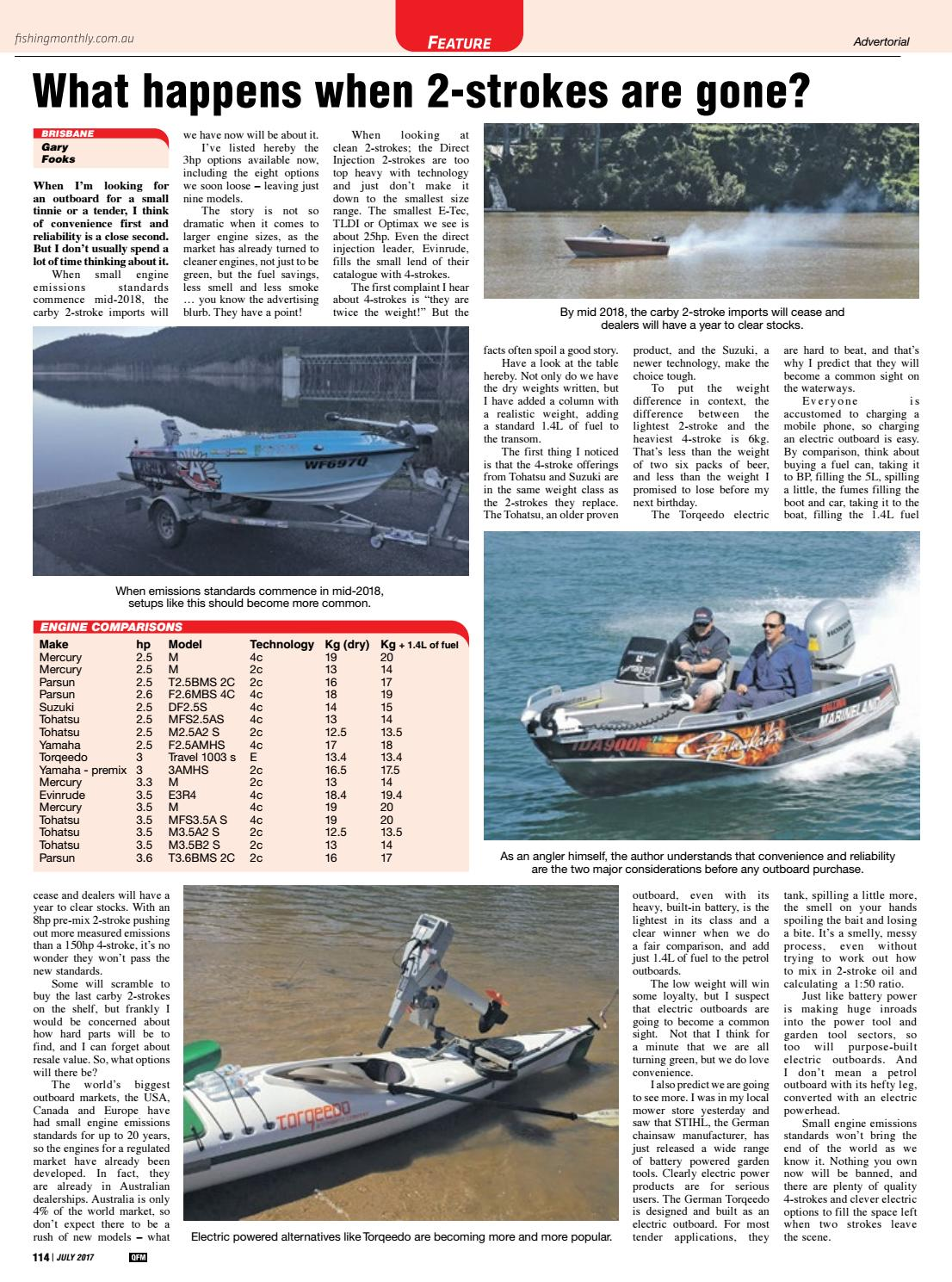 Queensland Fishing Monthly July 2017 by Fishing Monthly - issuu