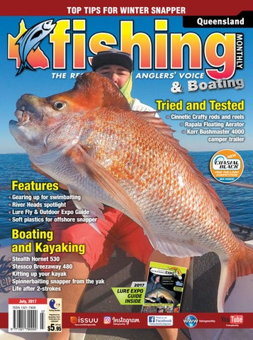 24a9bae74d46e6 Queensland Fishing Monthly July 2017 by Fishing Monthly - issuu