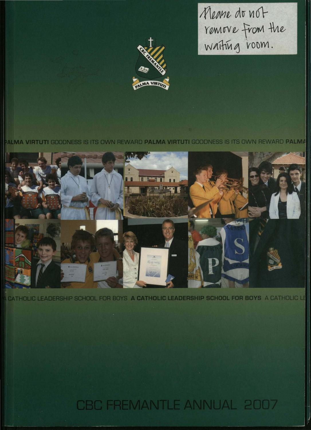 2007 by CBC Fremantle - issuu