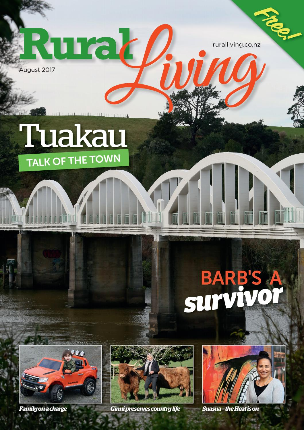Rural Living August 2017 By Times Media Issuu New Beat Street Esp White Kendal