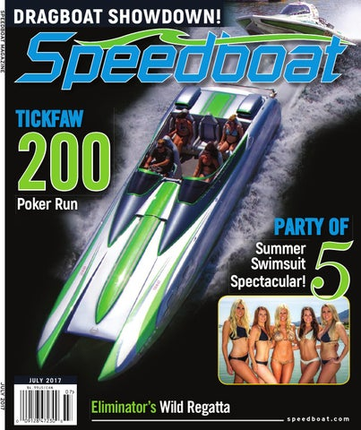 Speedboat July 2017 by Brett Bayne - issuu