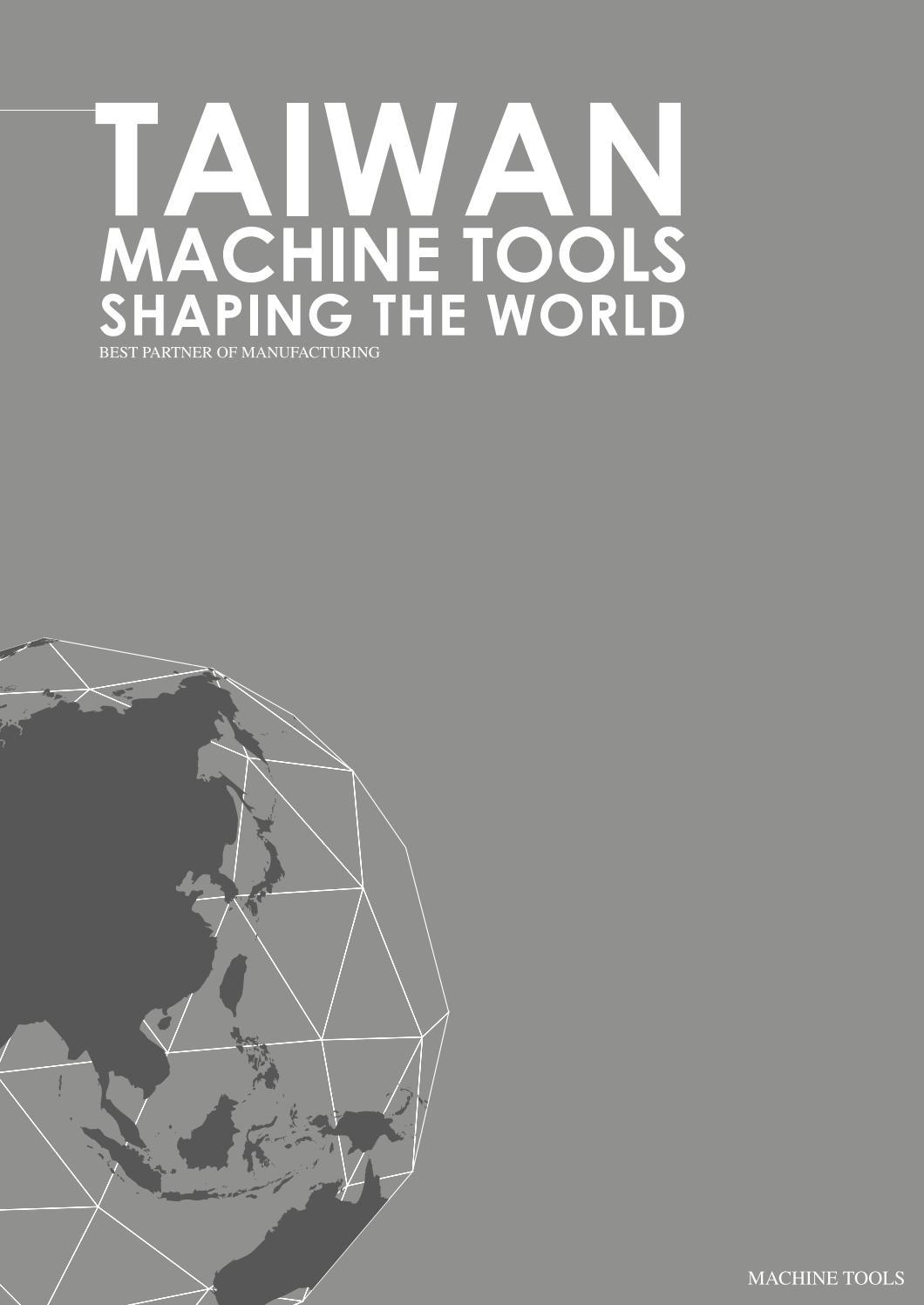 TWMT-Machine tools by Taiwan Machine Tools - issuu