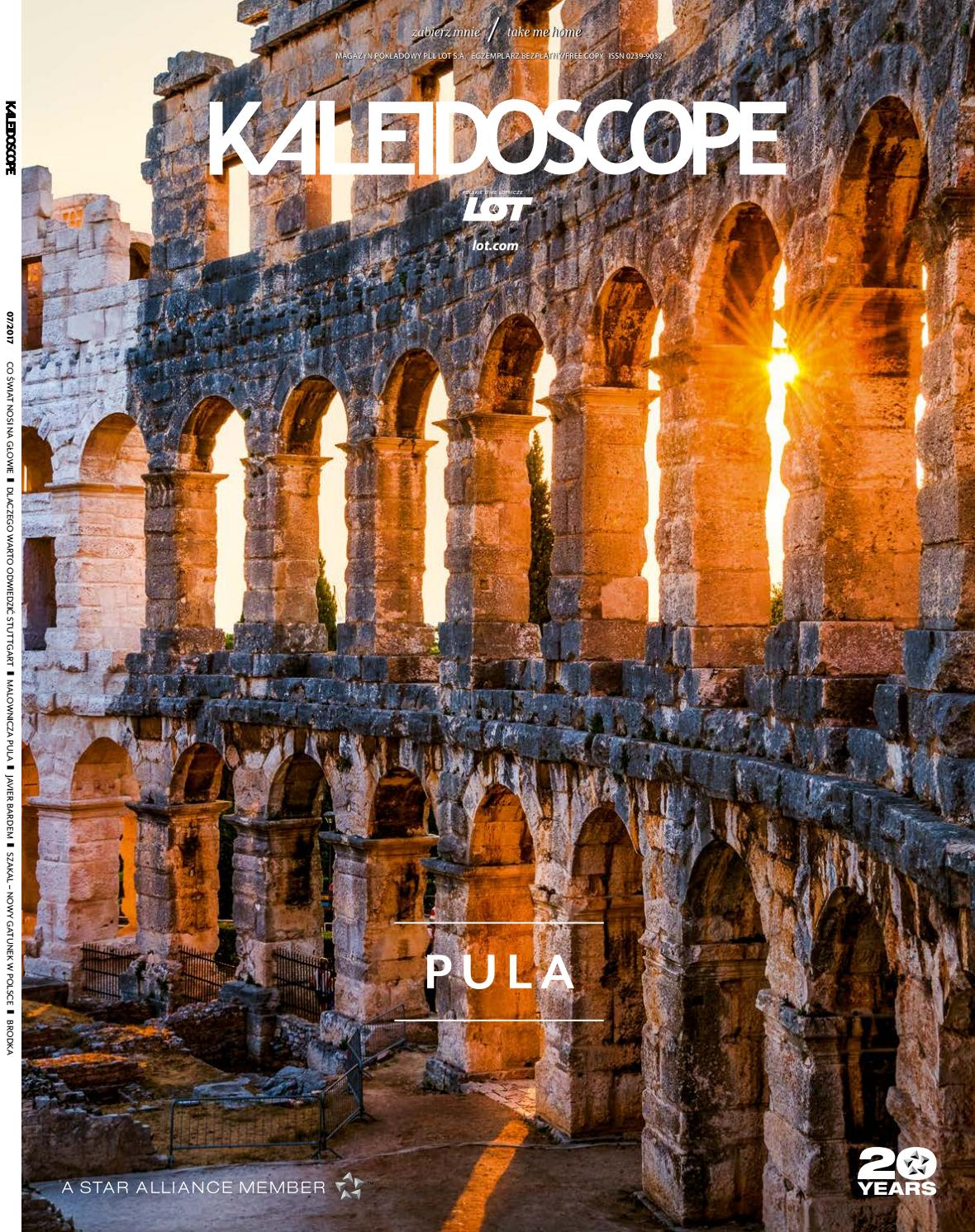 2be11245 Kaleidoscope July 2017 by LOT Polish Airlines - issuu