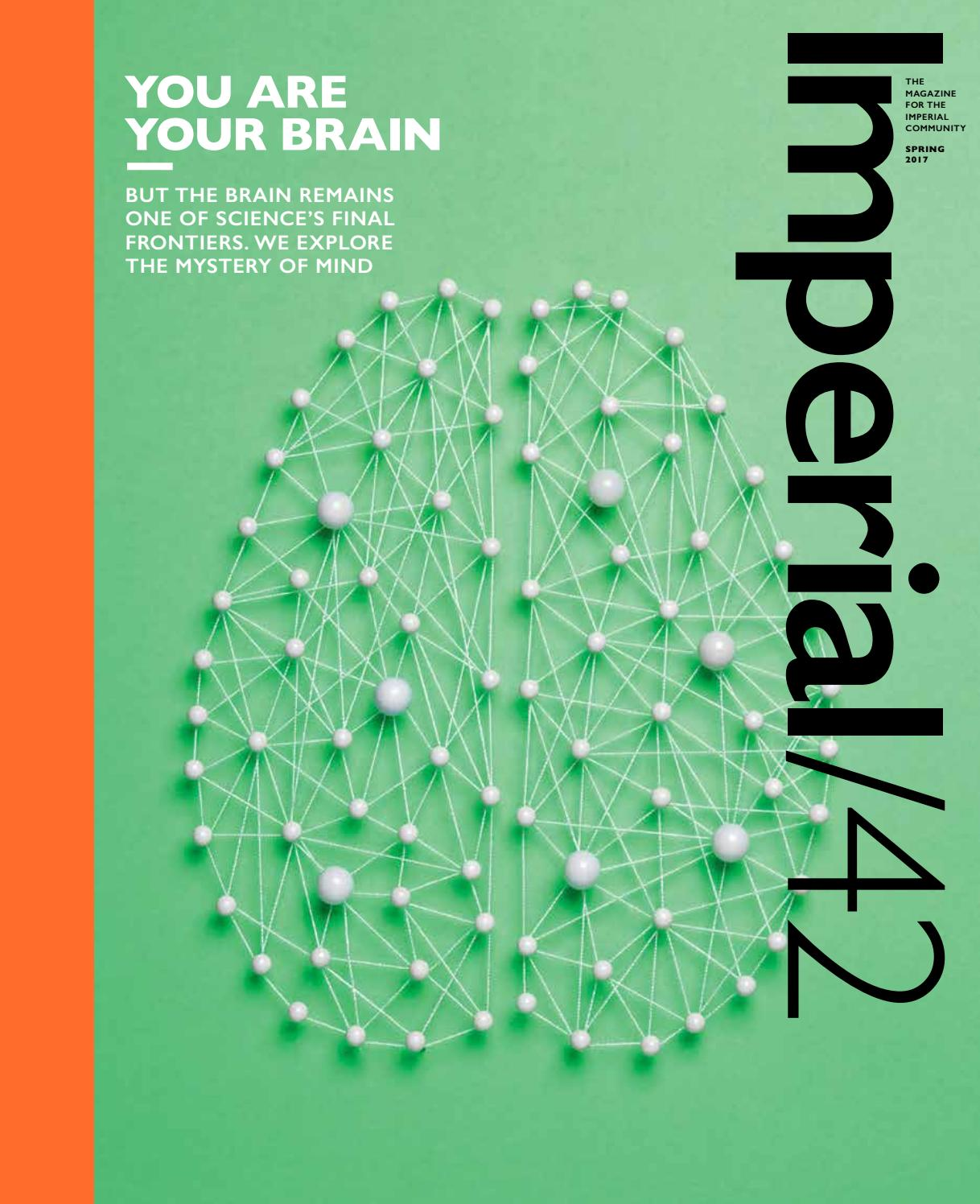 Imperial Issue 42 By Imperial College London Issuu